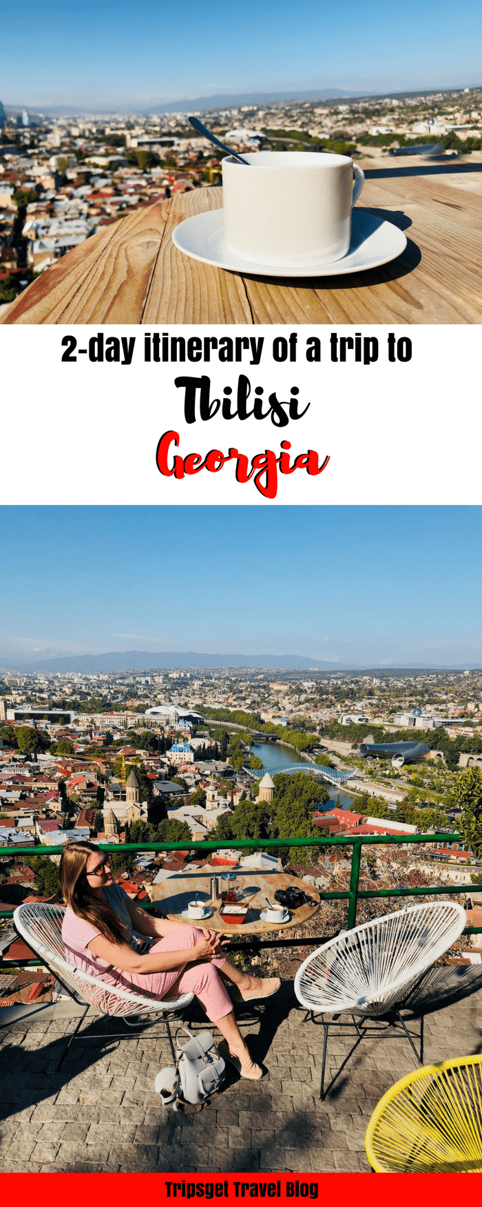 What to see in Tbilisi, Georgia? 2-day itinerary for Tbilisi, Georgia