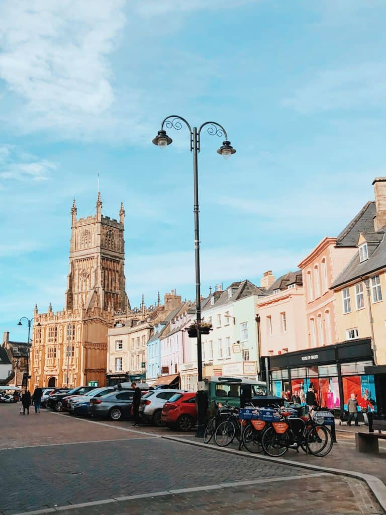 Autumn in Cirencester