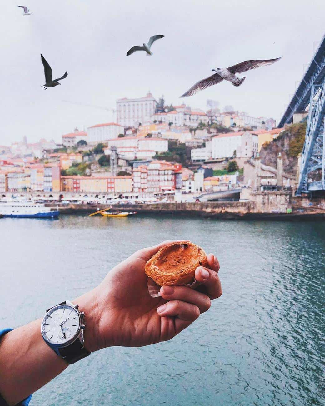best pastel de nata in Porto