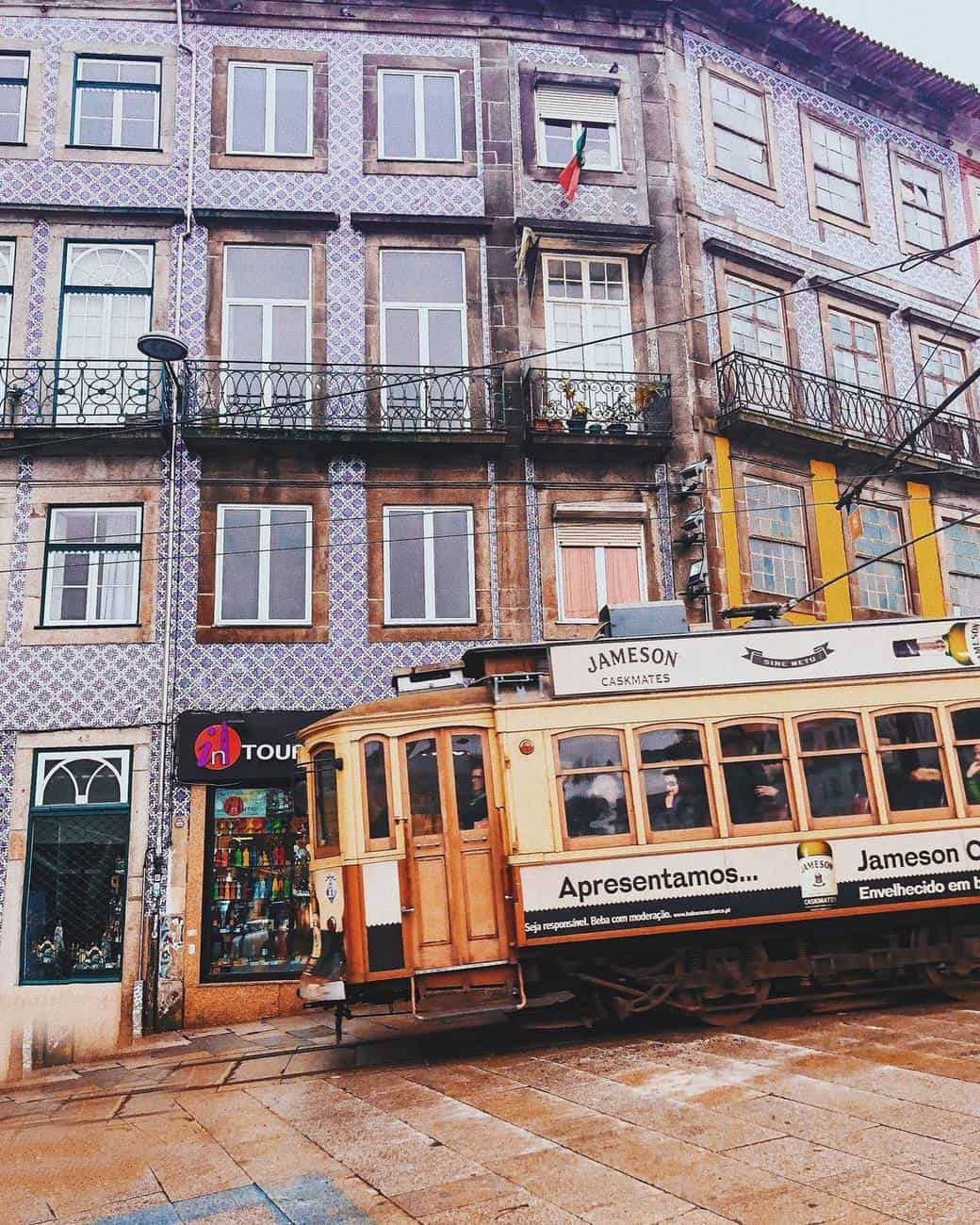 Weekend in Porto in winter