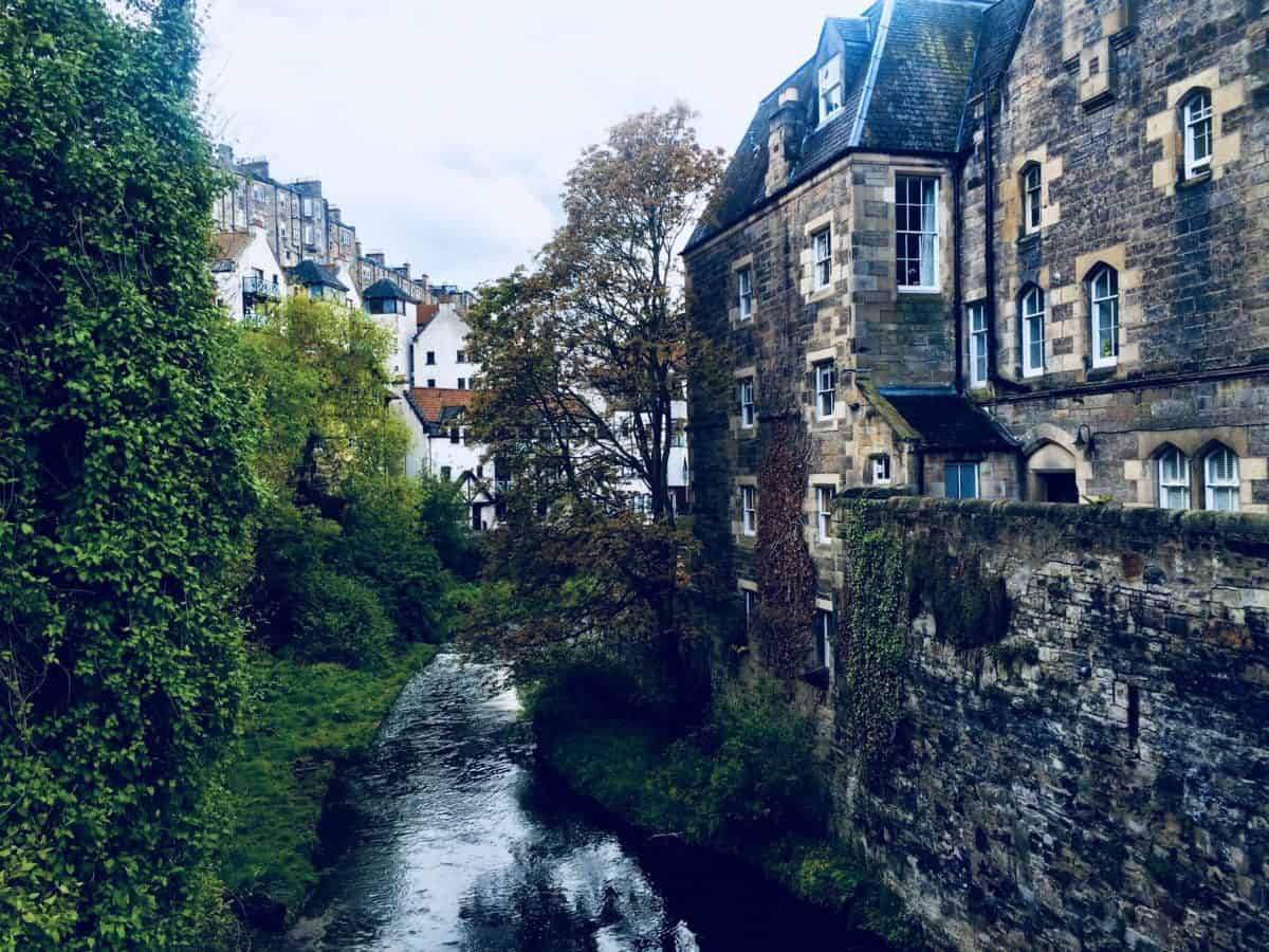 Water of Leith - in Edinburgh - Non-touristy Edinburgh: 7 off-beaten path spots that are a must
