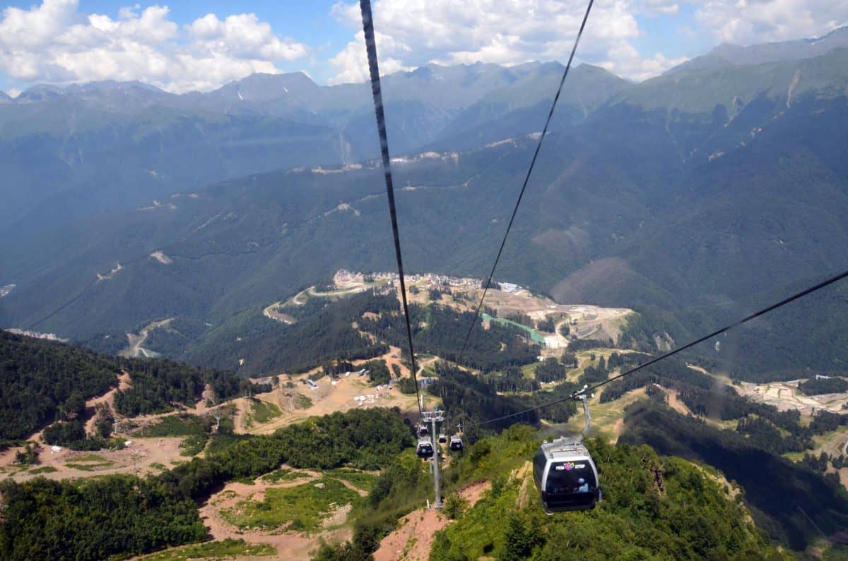 10 best things to do in Sochi in summer and in winter | Russia Rosa Khutor