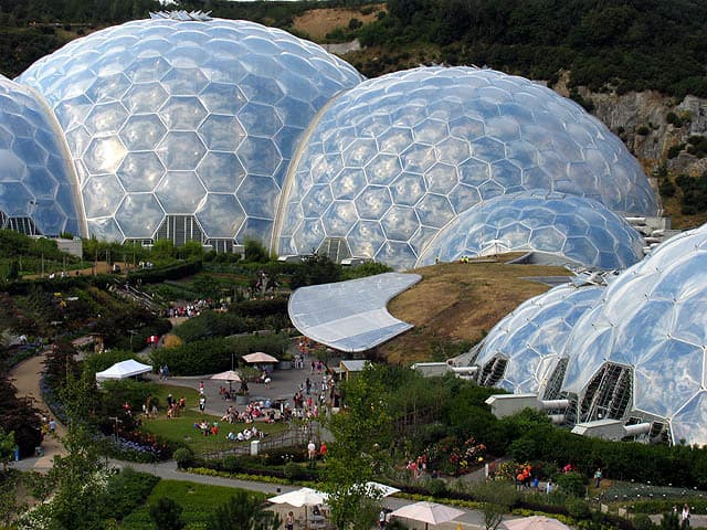 Eden Project Cornwell