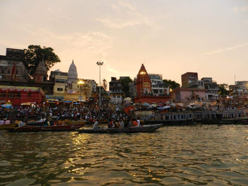The Ganges of Varanasi