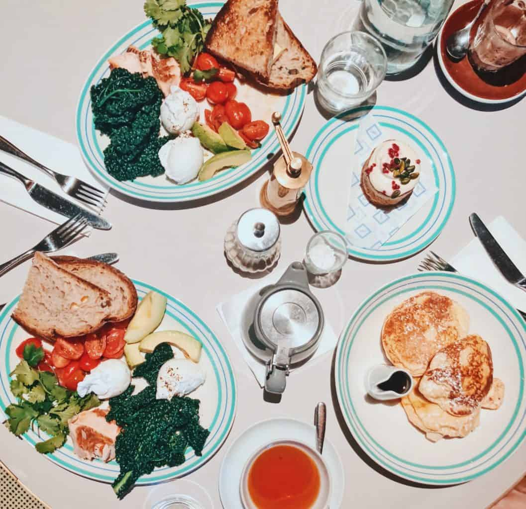 10 best brunch spots in London that you need to visit - Granger and Co