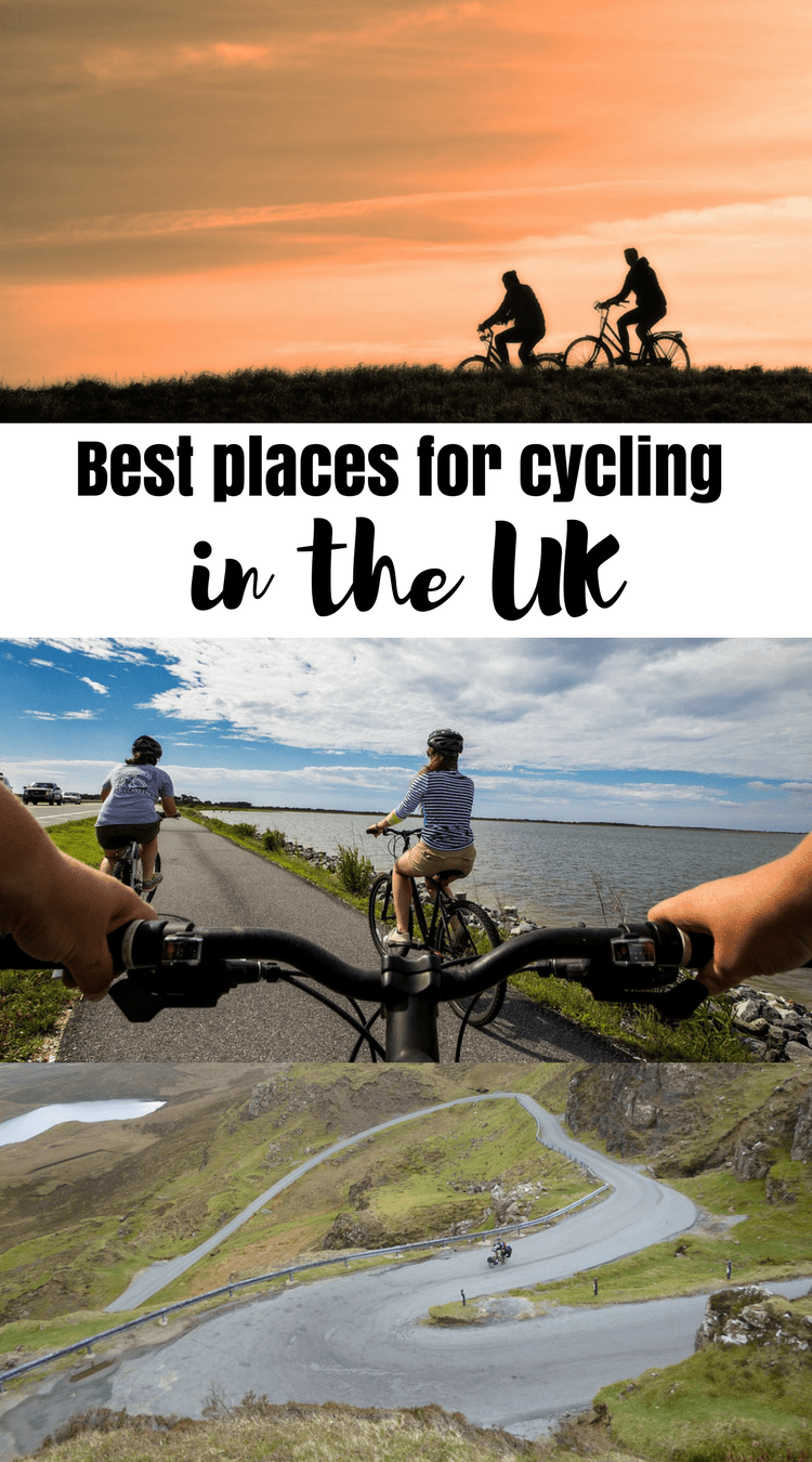 Best places for cycling in the UK [+ Bonus: Cycle Fest and Experience Freedom]
