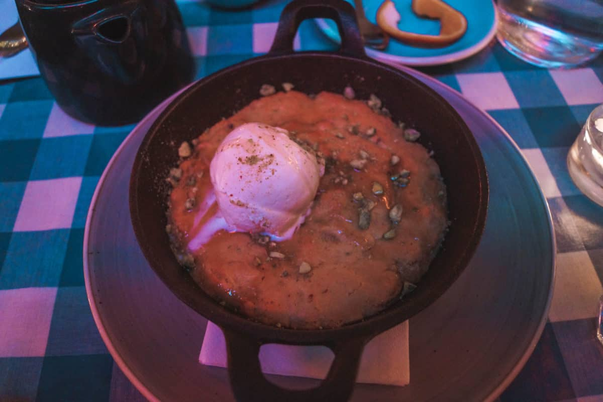Cosy and delicious - Review of Megan's restaurant in Fulham