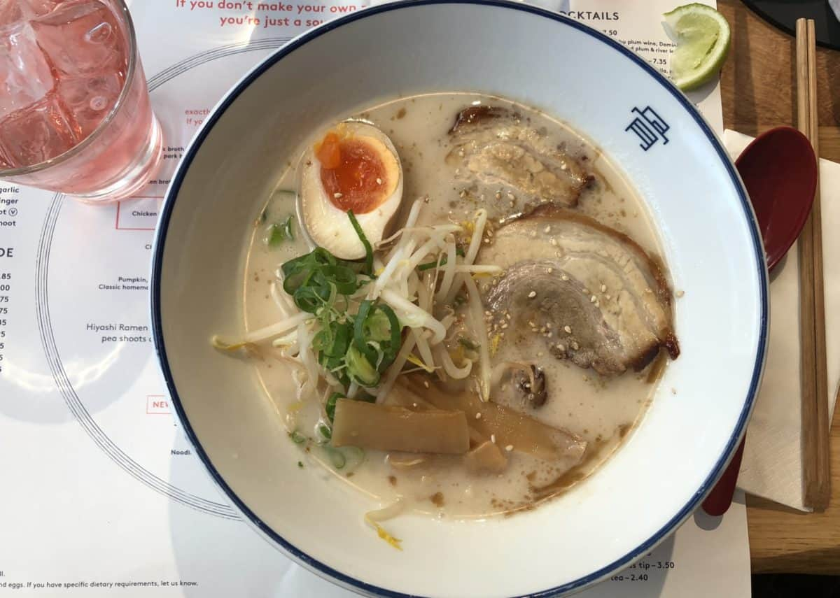 Best Ramen in London: Check these 5 incredible spots for tonkotsu in London & more