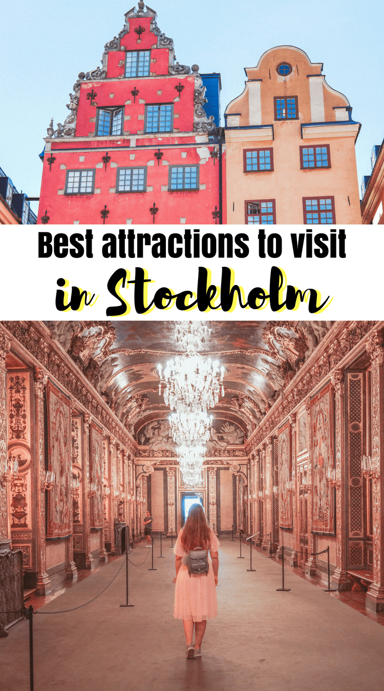 Is Stockholm pass worth it? Best attractions to visit in Stockholm, Sweden #Stockholm #Sweden