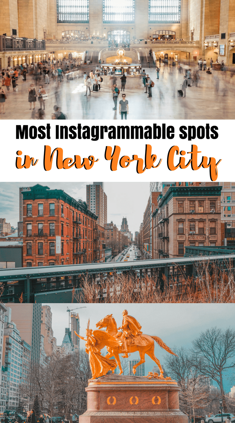 Most Instagrammable spots in NYC: Blogger's guide to New York City