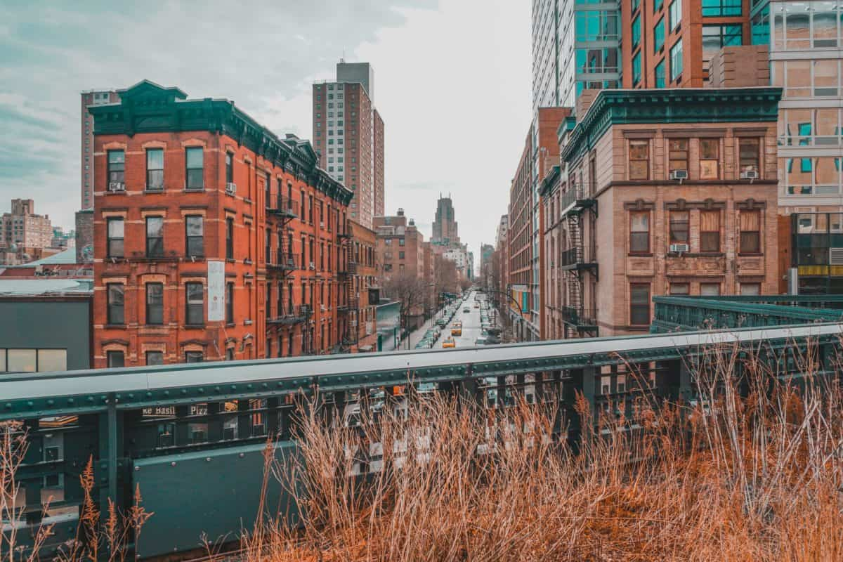 Instagrammable spots in NYC
