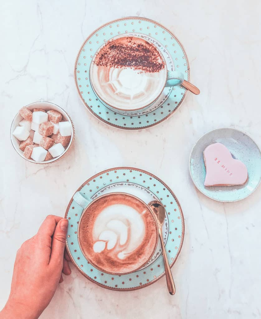 St Aymes Cafe London - Instagrammable cafes in London