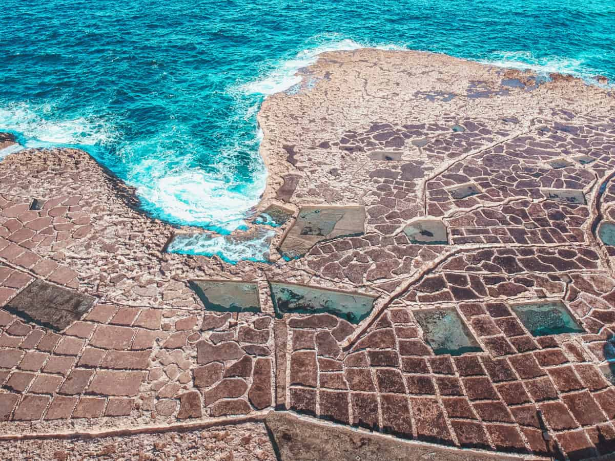A day trip from Malta to Gozo: things to do in Gozo & itinerary salt pans