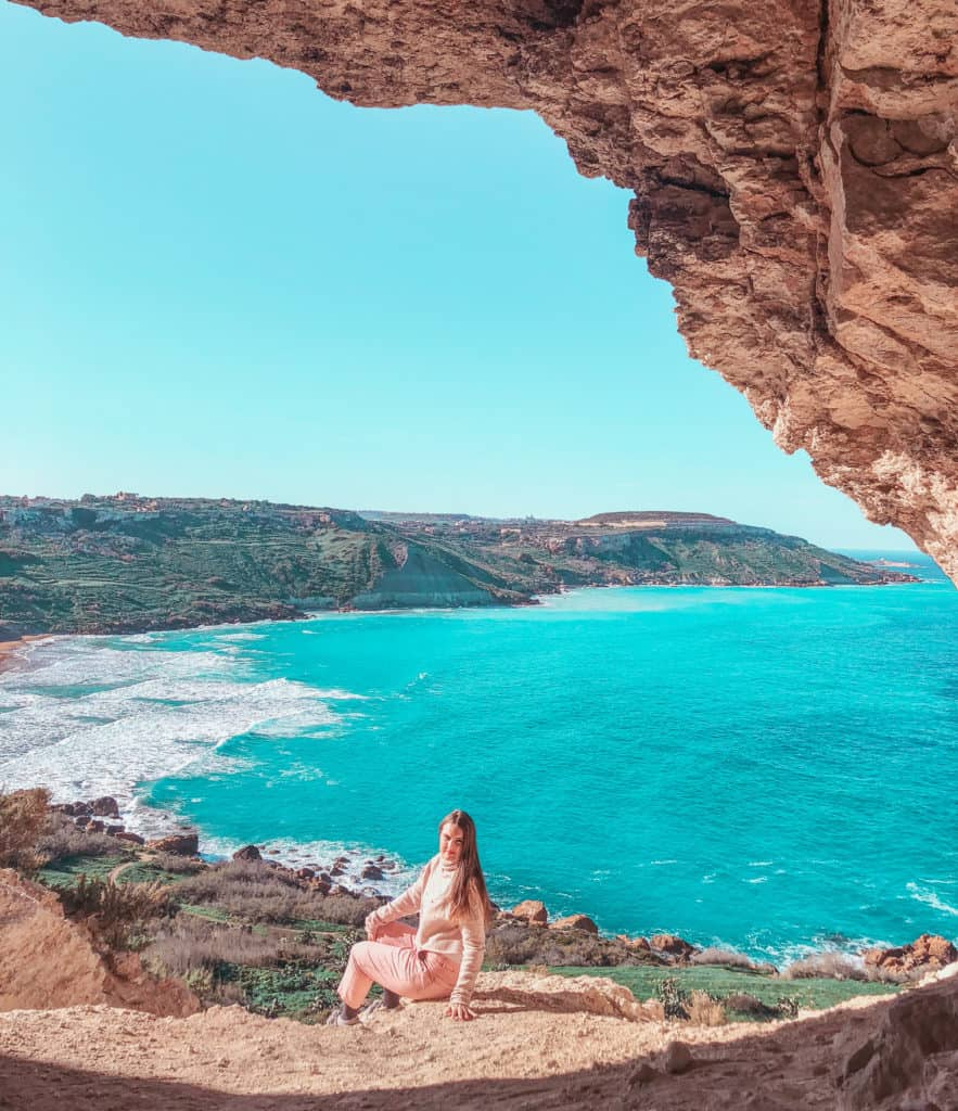 A day trip from Malta to Gozo: things to do in Gozo & itinerary tall mixta cave