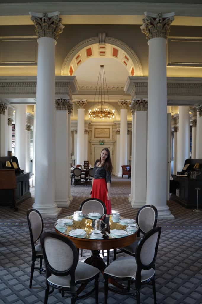 Afternoon Teas at the Signet Library