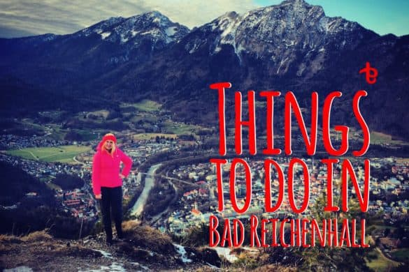 things to do in Bad Reichenhall