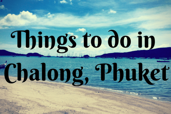 Things to do in Chalong
