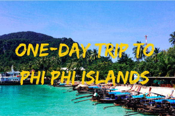 phuket to Phi Phi islands