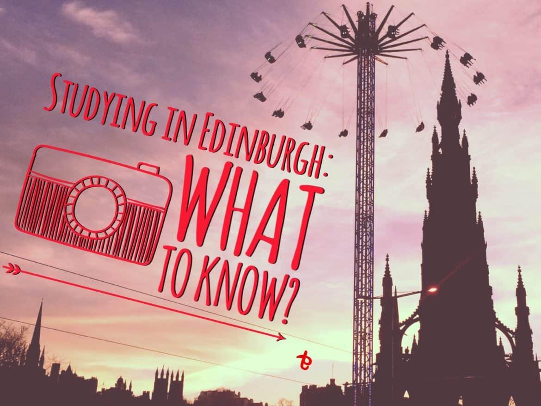 study in Edinburgh