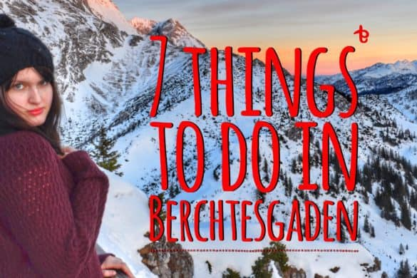things to do in Berchtesgaden