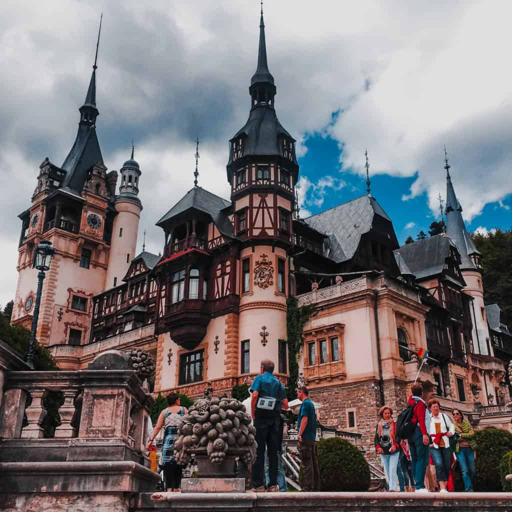Itinerary for 3 days in Romania
