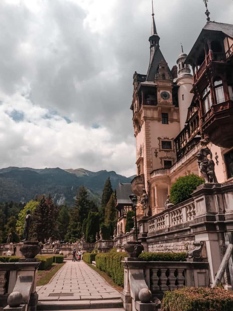 3 days in Romania - road trip
