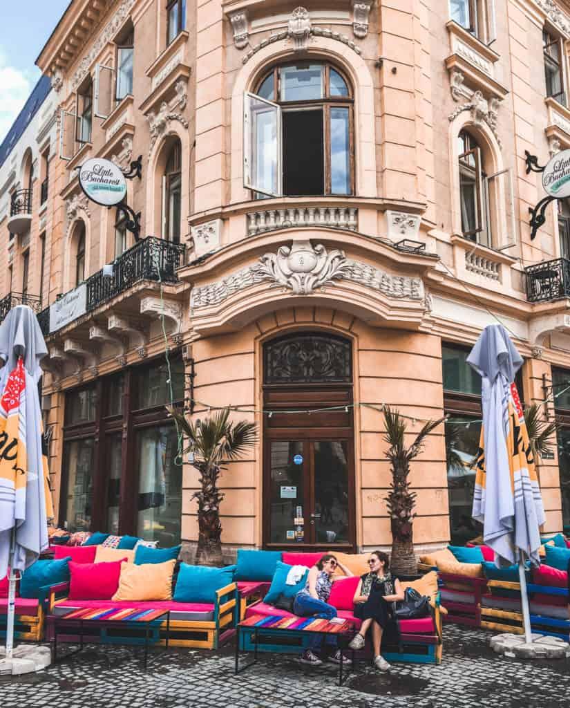 Bucharest and Transylvania road trip