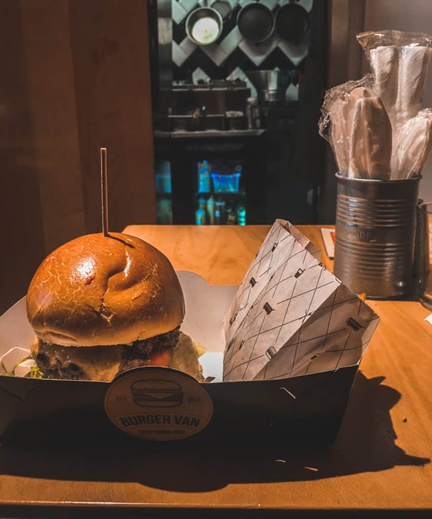 Burgers in Bucharest. Where to eat in Bucharest