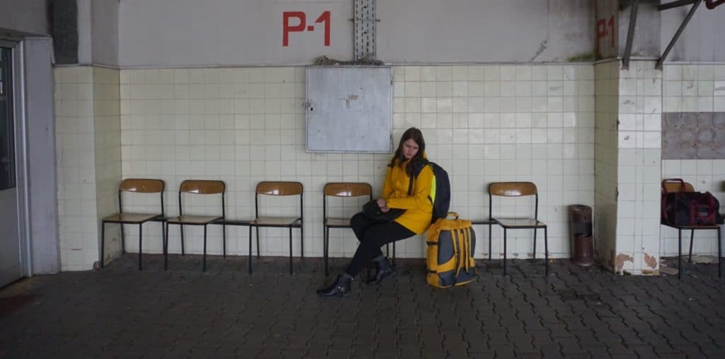 Balkan trip: Strega to Tirana Strega Bus Station