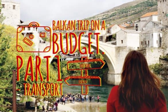 balkan trip on a budget