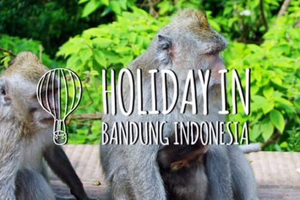 Holiday in Bandung Indonesia