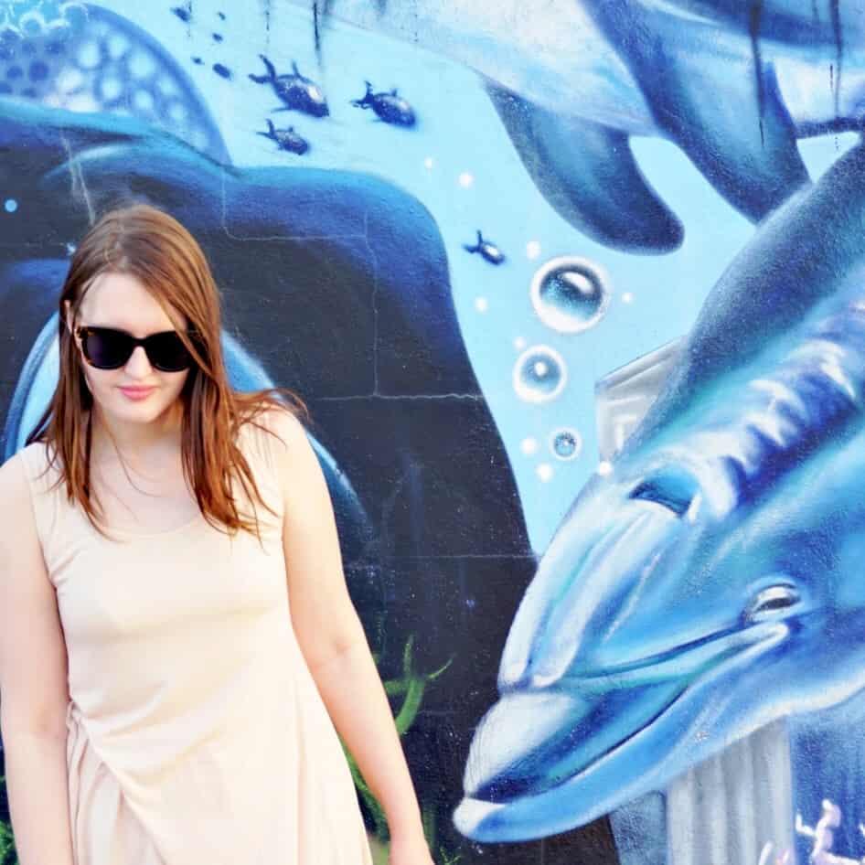 Street art in Gran Canaria
