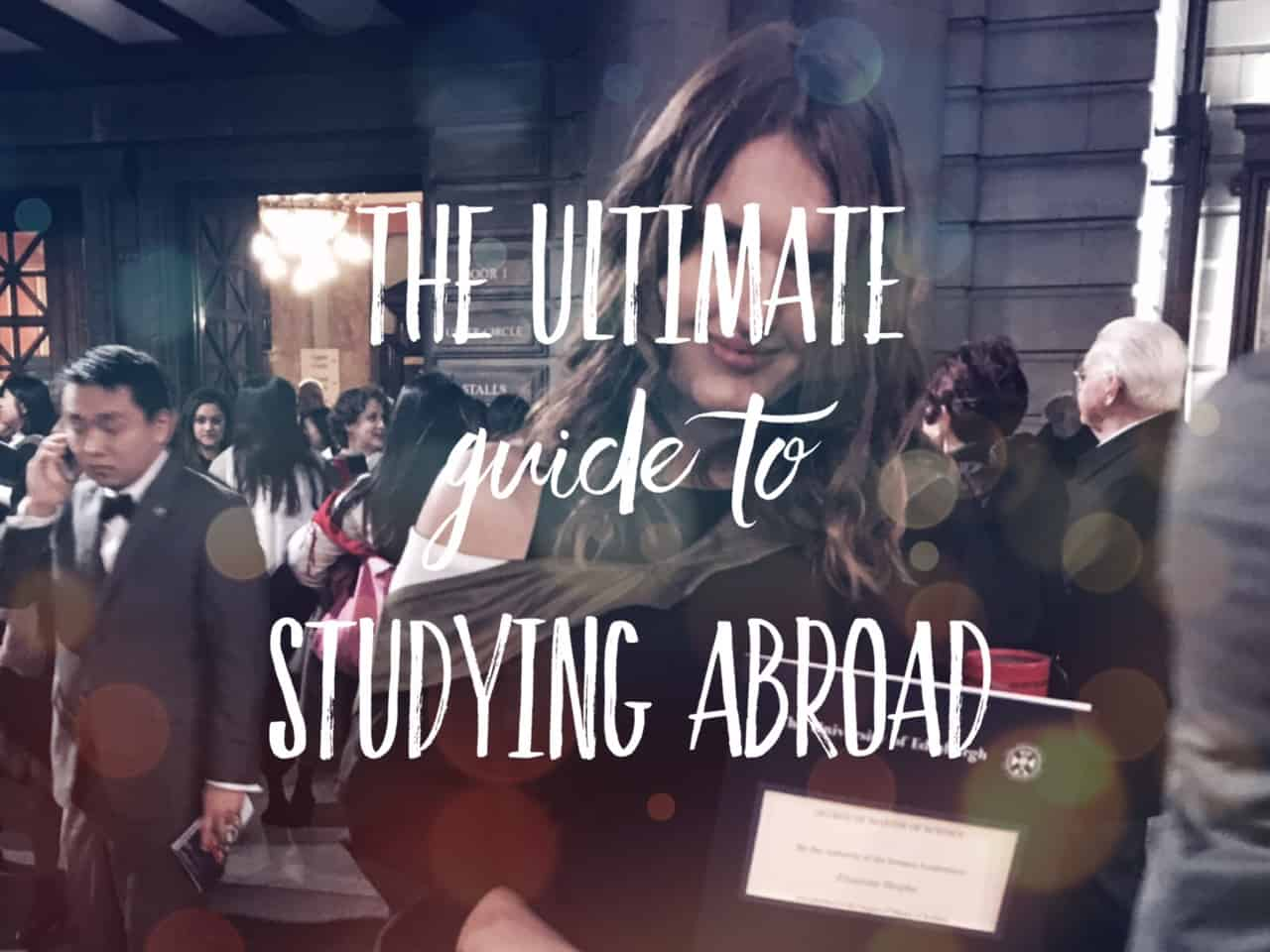 The ultimate guide to studying abroad: travel bloggers tell about their experiences in 15 countries