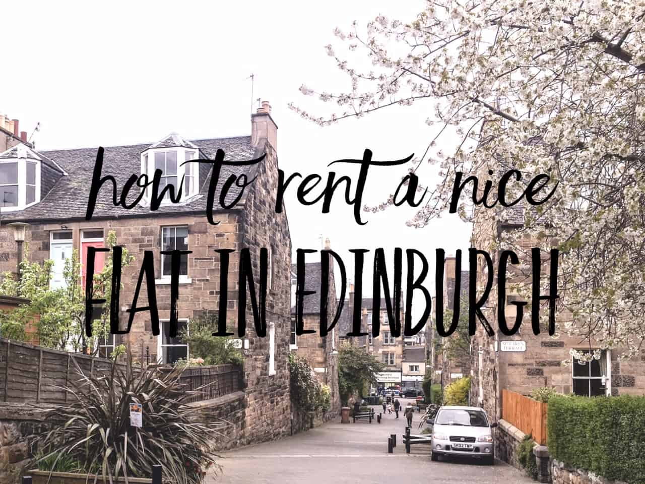 How to rent a flat in Edinburgh - Mission Impossible. Mould and Mice.
