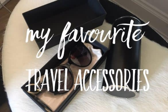 travel accessories and essentials