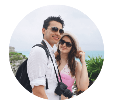 About us - Liza and Pepe from Tripsget