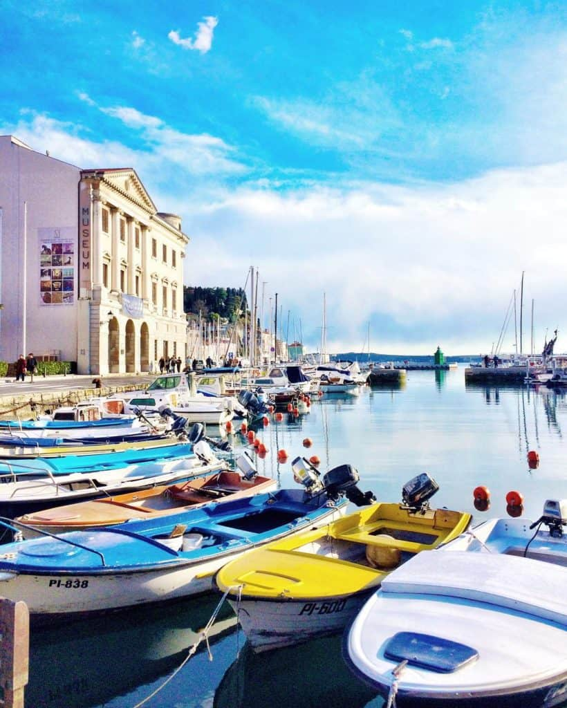 Slovenia - top destinations to visit in Slovenia