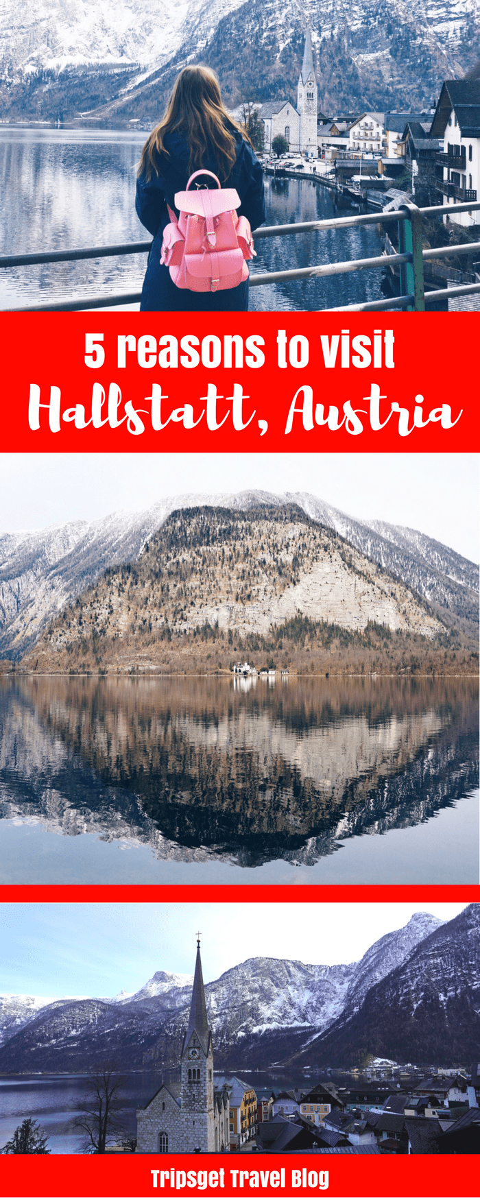 5 reasons to visit hallstatt the most beautiful village for Where to vacation in march