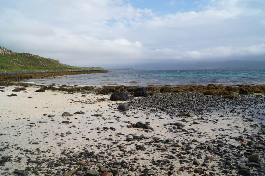 The An Corran Beach, The Isle of Skye, Scotland