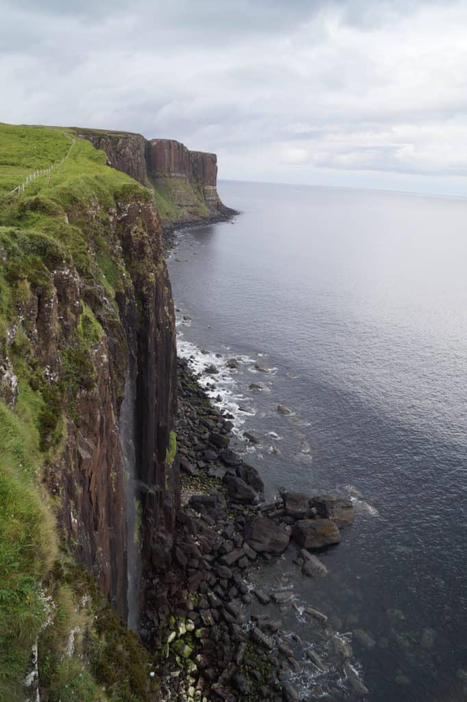 The Kilt Rock, Isle of Skye, Scotland