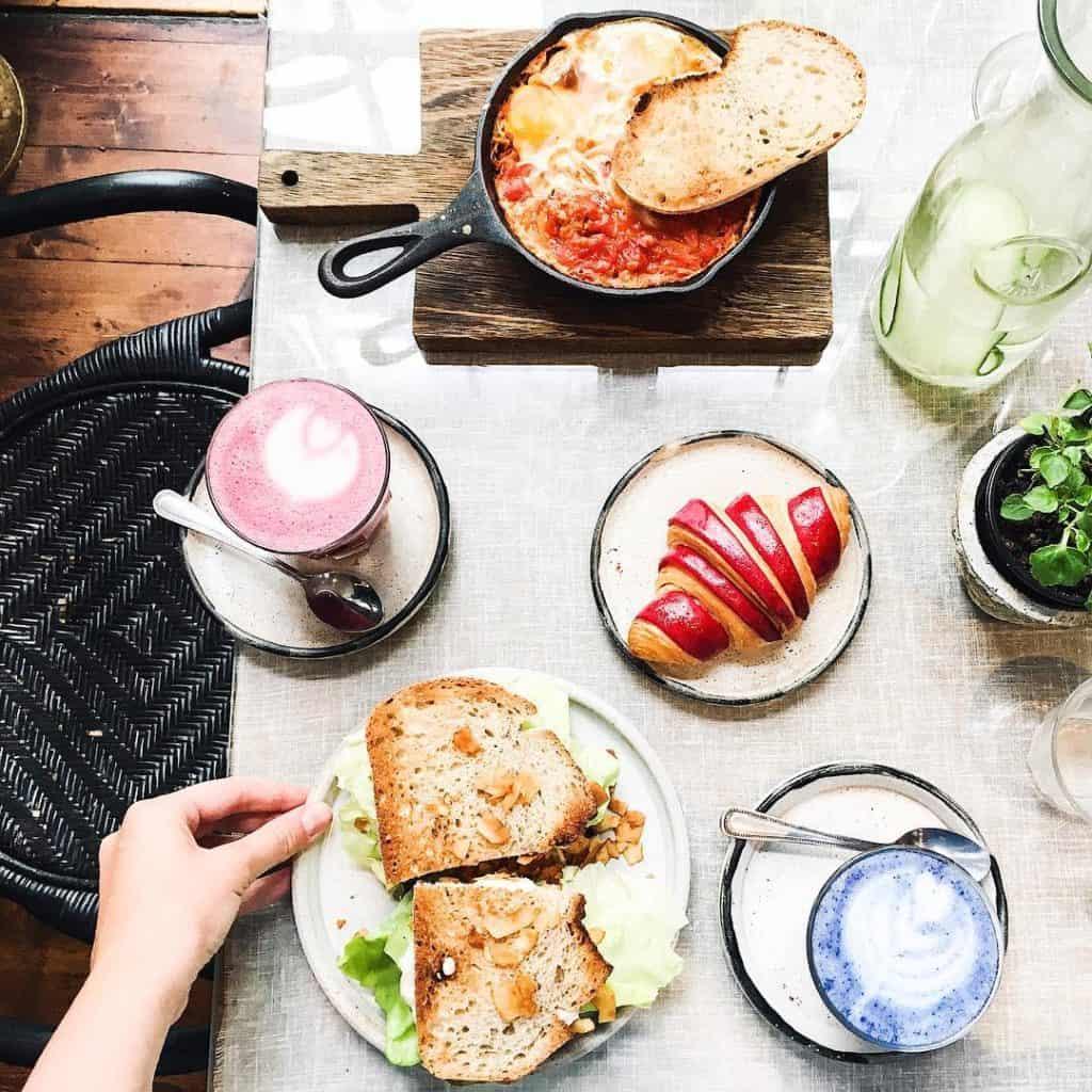 Farm Girl - instagrammable restaurant in London