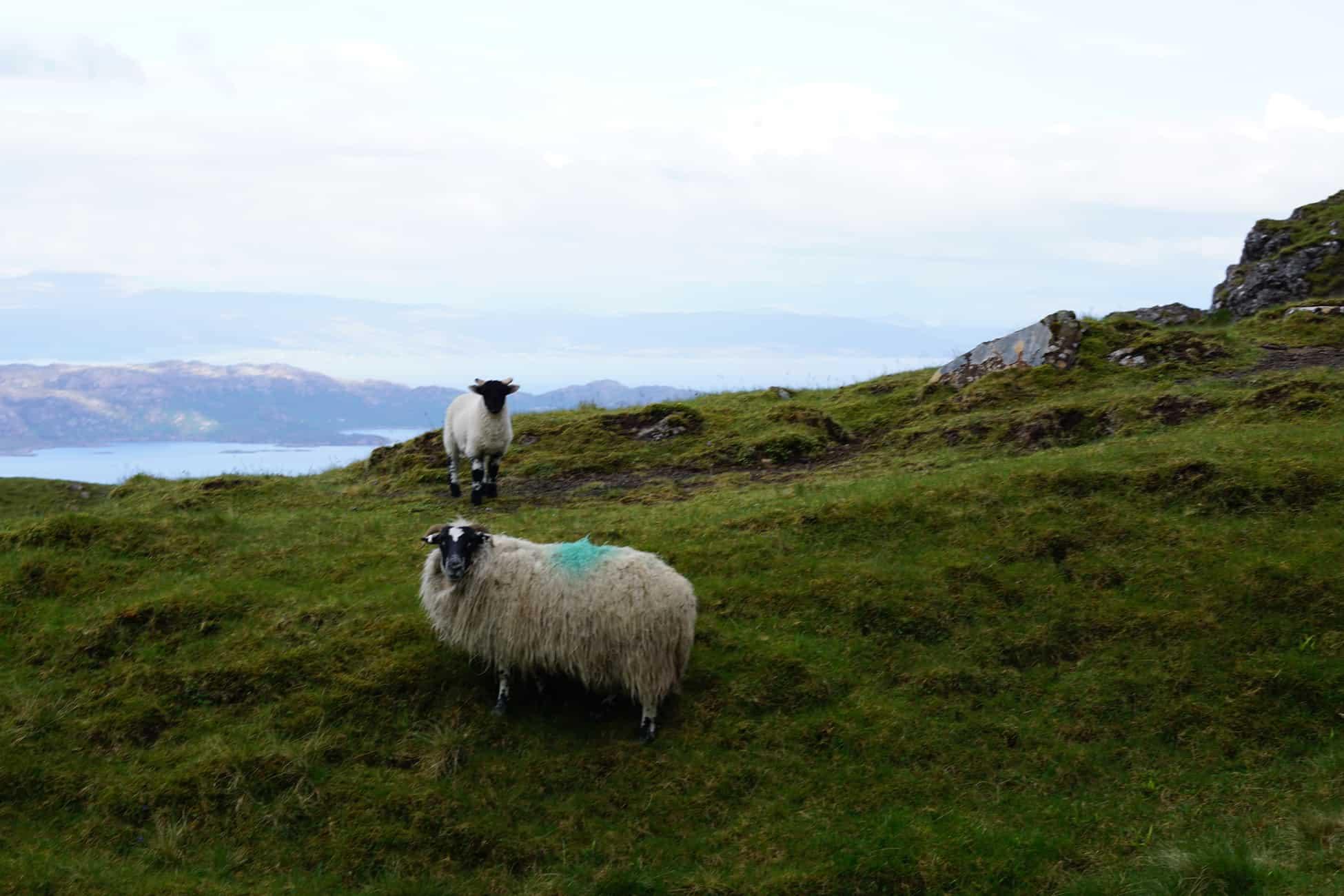 The Isle of Skye Scotland