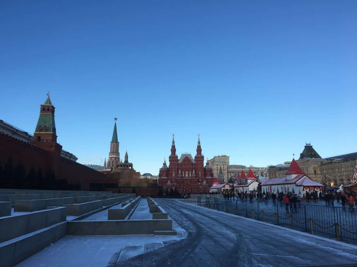 Red Square: What to see in Moscow in 2 days