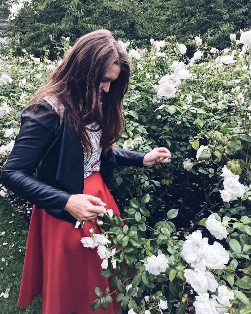 Visited the beautiful Queen Mary Rose Garden in Regent's Park