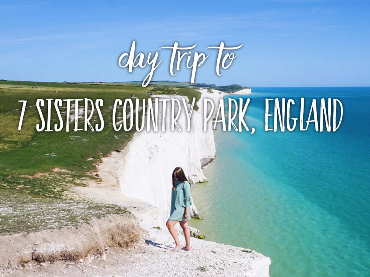 Day Trip from London to Seven Sisters Country Park and Cliffs