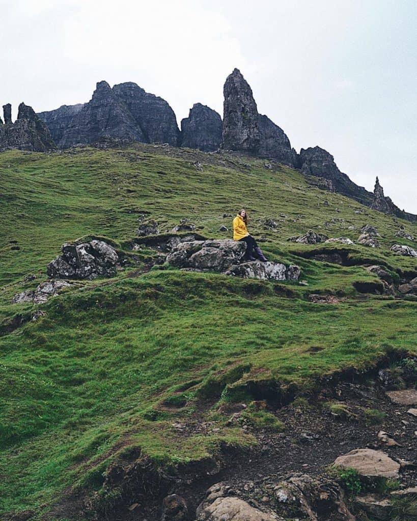 Road trip around the Isle of Skye