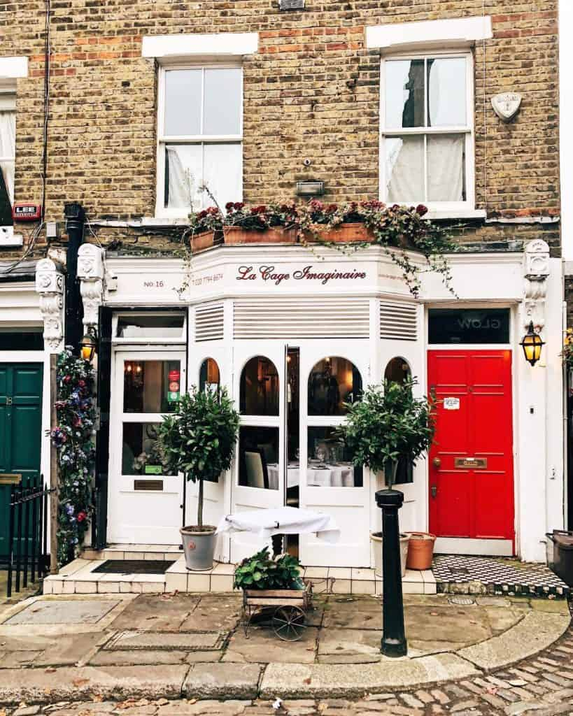 hampstead best district to live in London