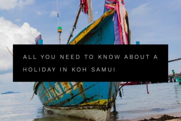 Holiday in Koh Samui