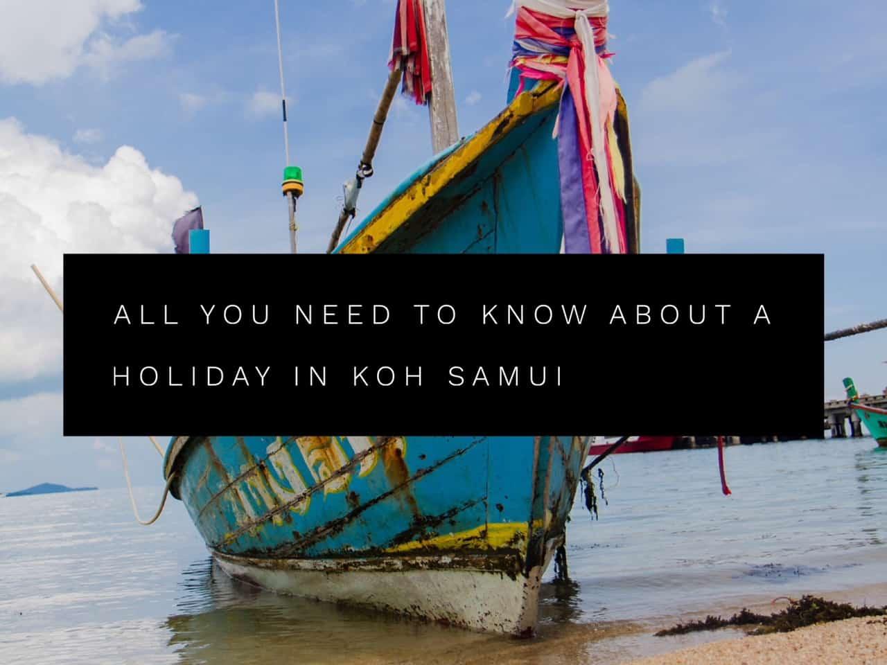 Holiday in Koh Samui