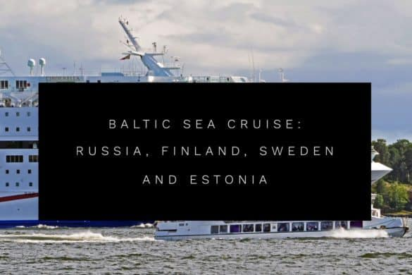 Scandinavian cruise - Baltic Sea Cruise